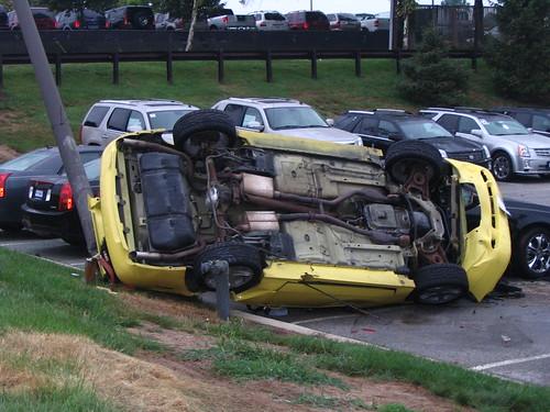 Ce crash est-il le sort qui attend General Motors ?