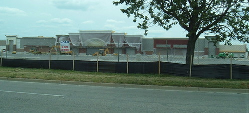 Future JC Penneys (former Coliseum Mall)