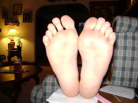 Nasty Clown Feet