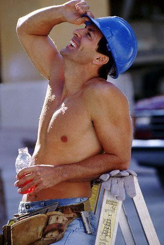 Sexy Construction Worker por jason4pez.