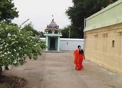 Outer praharam - Left side view