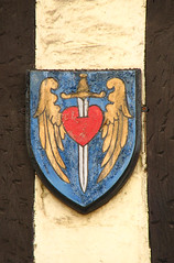 The Virgin Mary's emblem, by Lawrence OP