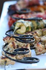 Dijon-Dill Kebabs