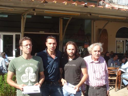 Η «Αριστερή Αντικαπιταλιστική Παρέμβαση στο Μοριά» στο Κοπανάκι.