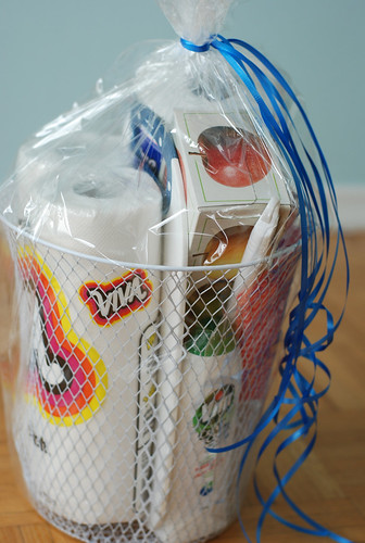 Goodies basket