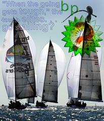 bp Elites Go Sailin'