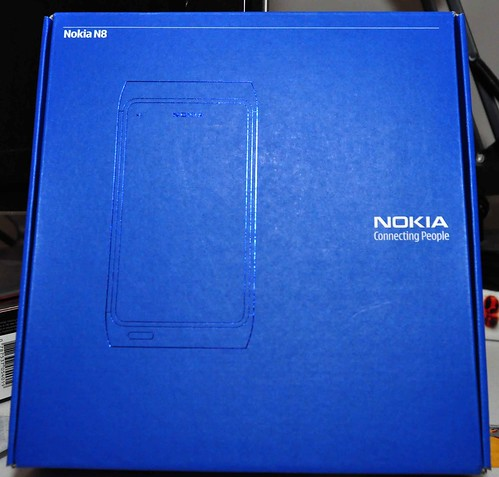 Nokia N8 Packaging