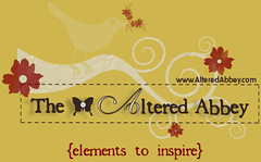 The Altered Abbey Logo - Version 1
