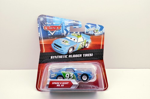 disney cars kmart spare o mint (1)