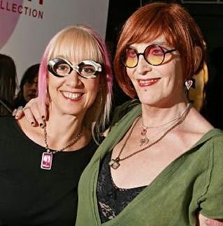 Kate Bornstein and Barbara Carrellas