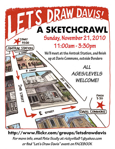 let's draw davis, nov 21