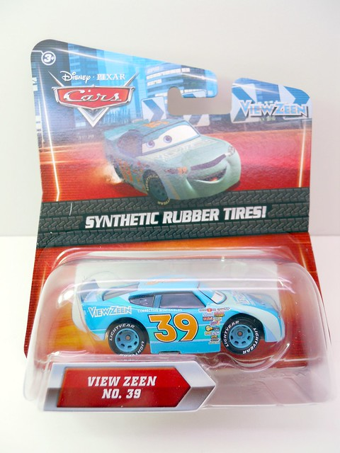 DISNEY CARS KMART COLLECTOR DAY 5  VIEW ZEEN (1)