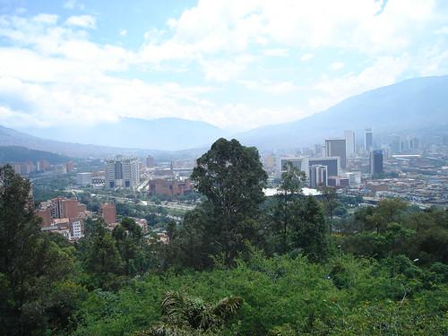 Medellin vista desde Cerro Nutibarra
