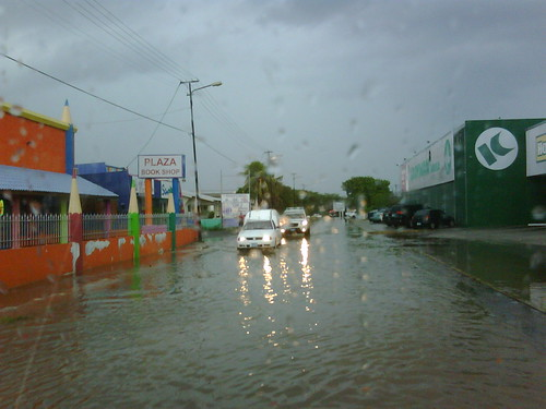 Flooded Roads