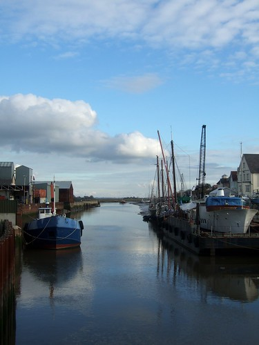 River Blackwater Harbour