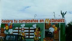 Bolivian McDonald's