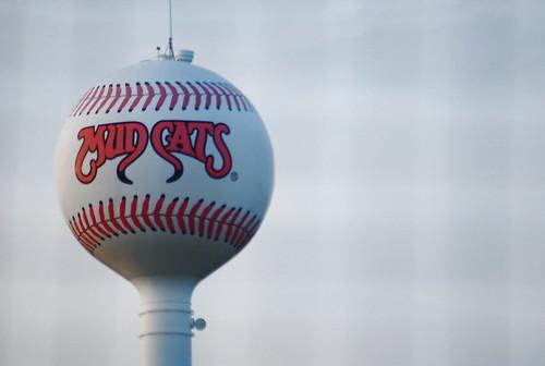 baseball: jacksonville suns @ carolina mudcats