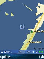 Nokia Maps Beta 2D