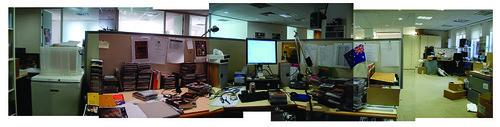 My Desk June 2007