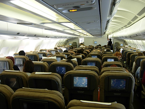 Image result for swiss a340 economy