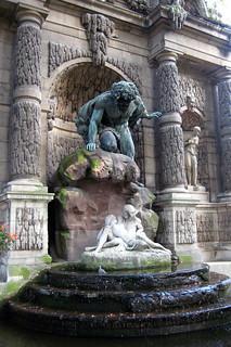 Paris - Luxembourg Quarter: Jardin du Luxembou...