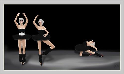 Balletrisse Black