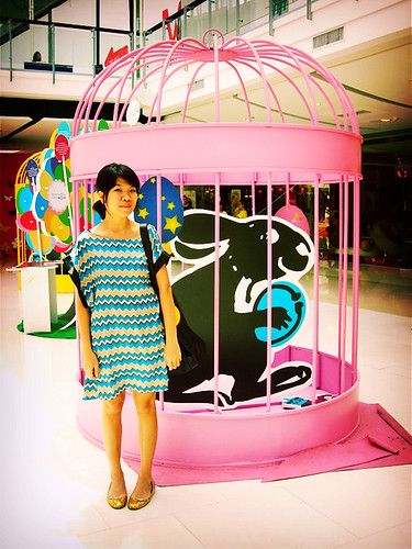 Bunny Pink Zoo