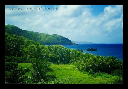 View from Batanes Resort, Batan Island