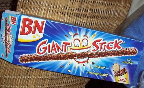 Giant Stick