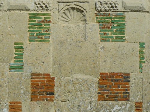 wall detail