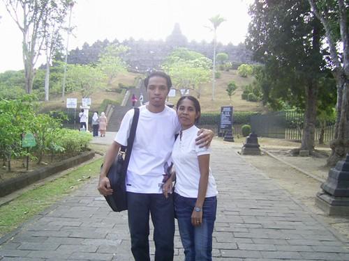 RT @ Borobudur