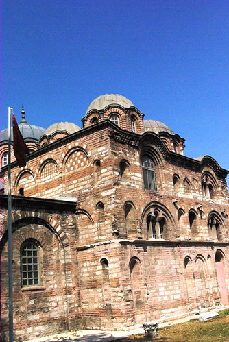 Fethiye museum, Pammakaristos church, balat istanbul, pentax k10d