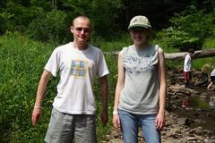 Splash Hike - Kyle and Emily