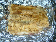 fish cooked