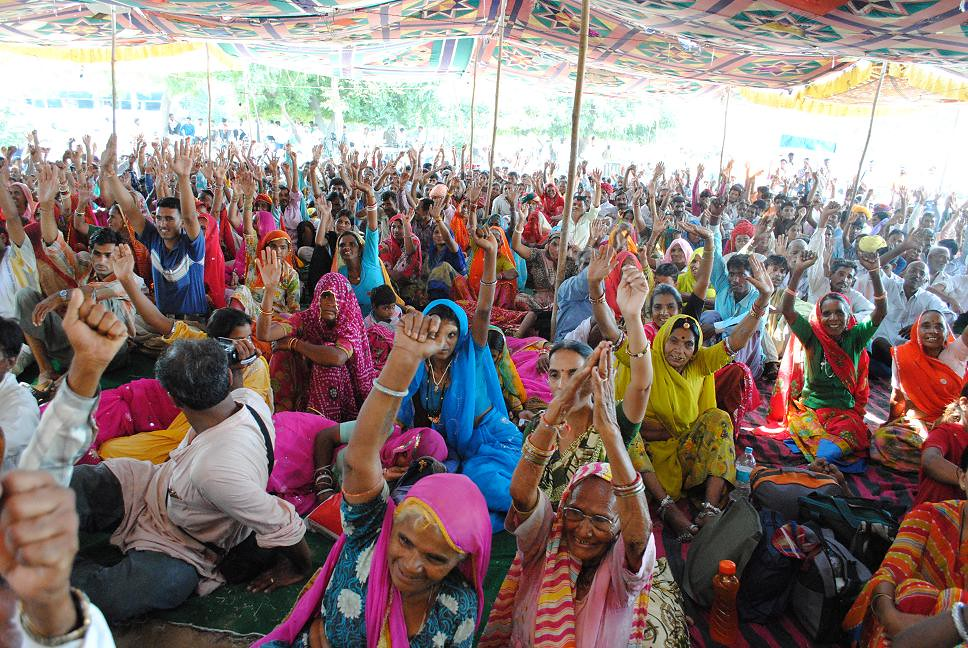 Pics from the satyagraha - 2 Oct 2010 - 41