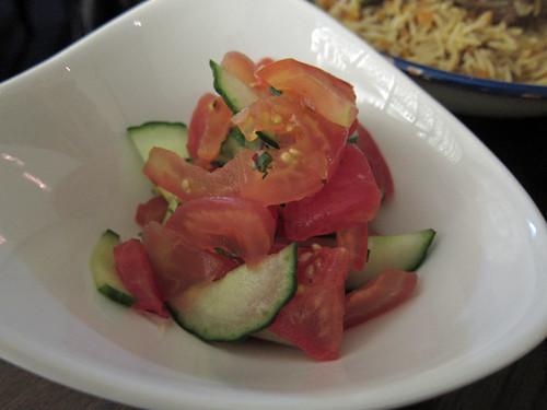 Asian Tomato Salad
