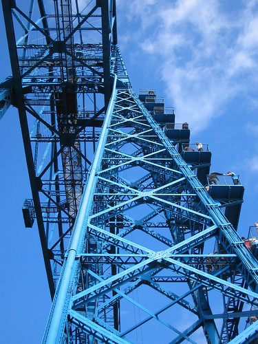 Middlesbrough Transporter Bridge Heritage Open Day