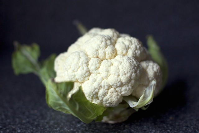 cauliflower head