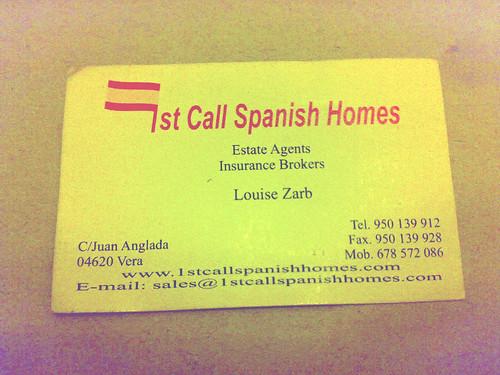 Home Spanish home