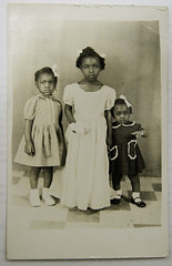 Familia Lindsey, cuya casa fue destruida