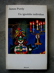 James Purdy, Un ignobile individuo, Einaudi 1968