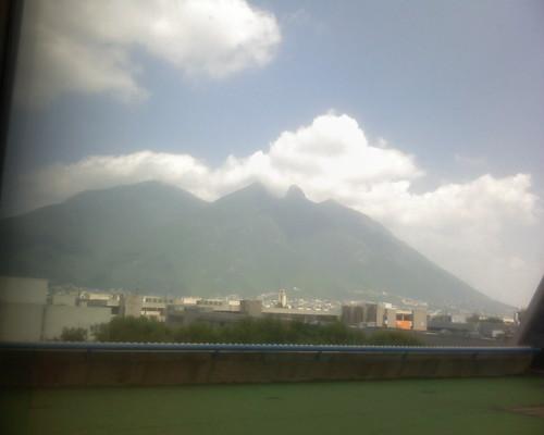 Estoy en Monterrey, 'amá!