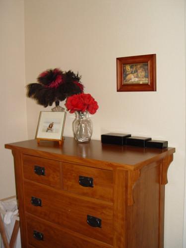 Our room - dresser.