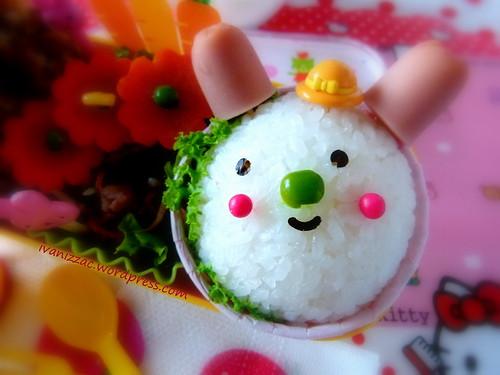 Bunny bento1