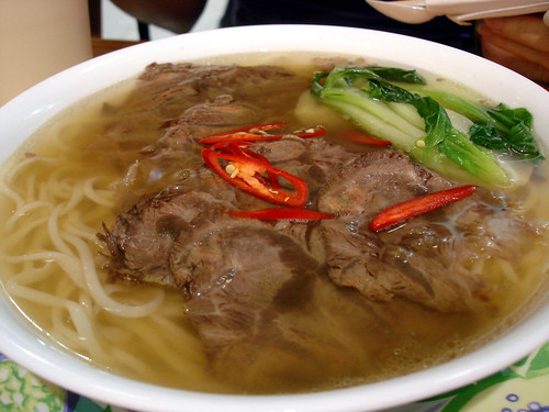 Five-Spice Braised Beef with Handmade Noodles