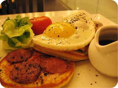 Paddington - Breakfast set