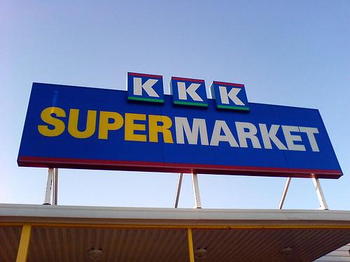 KKK Supermarket