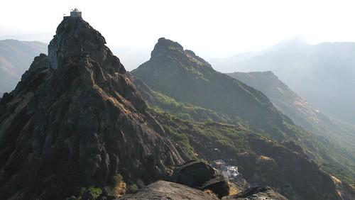 Top of Girnar hill