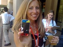 Denise Howell, lawblogger