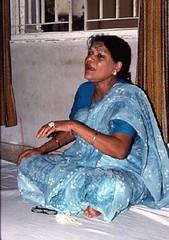 (Shobha Gurtu, 1980 by Eric Parker)
